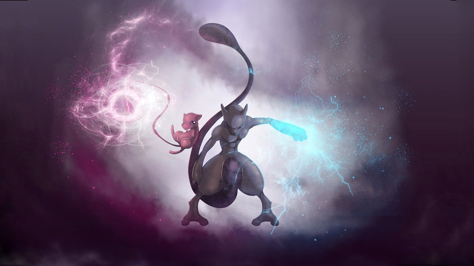 mewtwo pokemon game hd wallpaper 1920x1080 1563jpg Alienware Arena 1920x1080