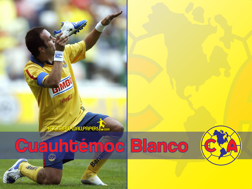 Cuauhtemoc Blanco Wallpaper 1 Football Wallpapers and Videos 1024x768