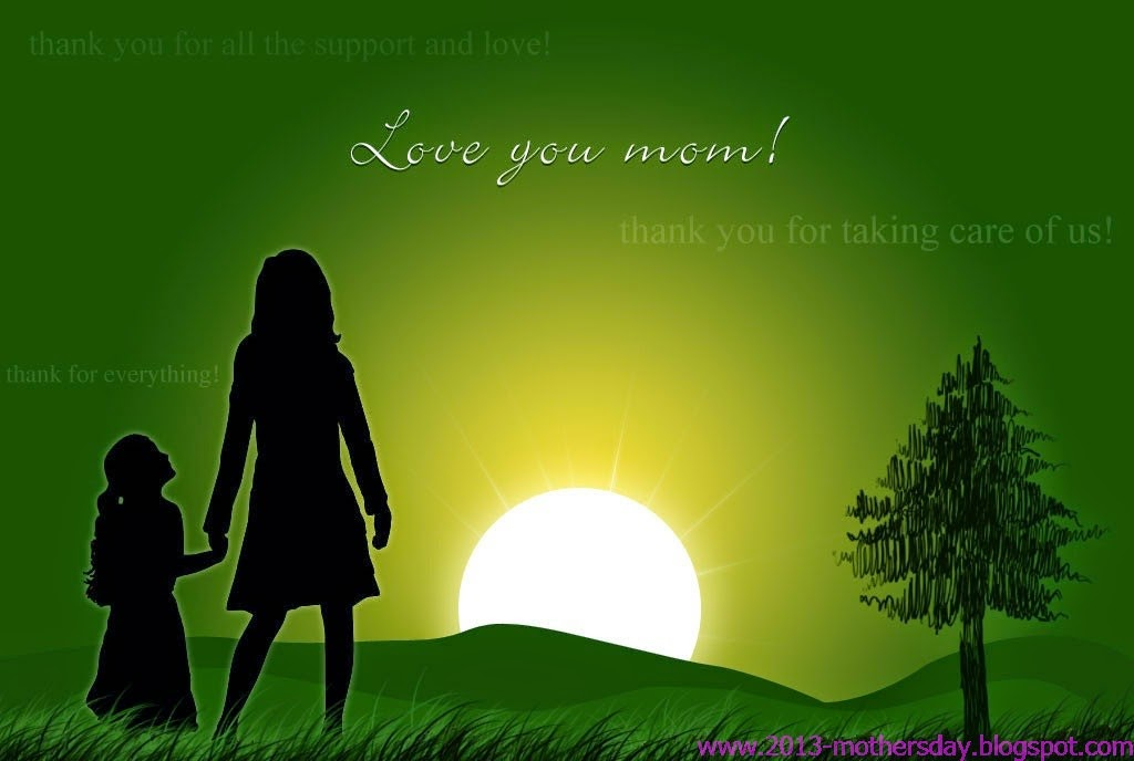 Mothers Day Wallpapers Desktop HD Quality Download 2014 1024x688