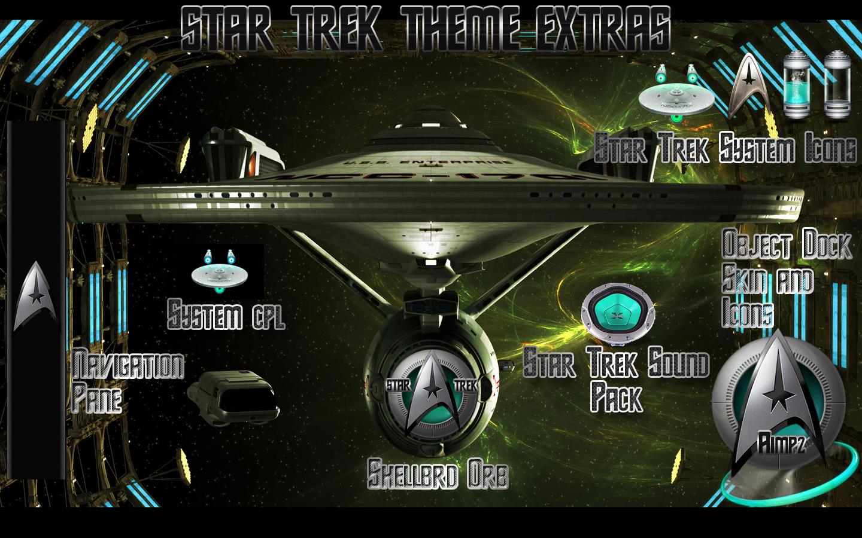 Star Trek Screensavers For Windows 10: Star Trek Wallpaper Theme