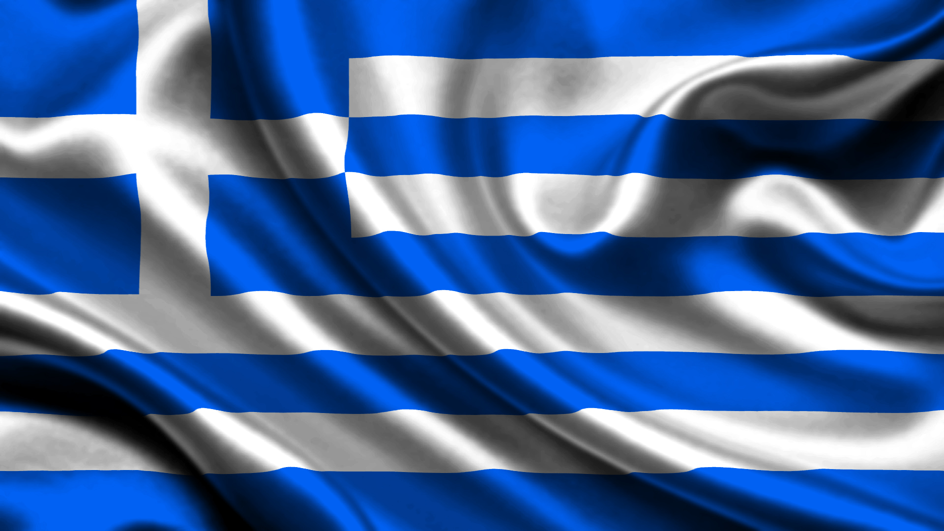 Greece Flag HD Wallpaper 1920x1080