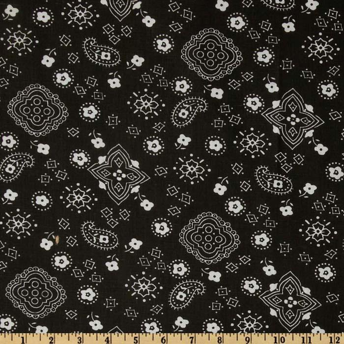 Black Bandana Design Bandana prints black 700x700