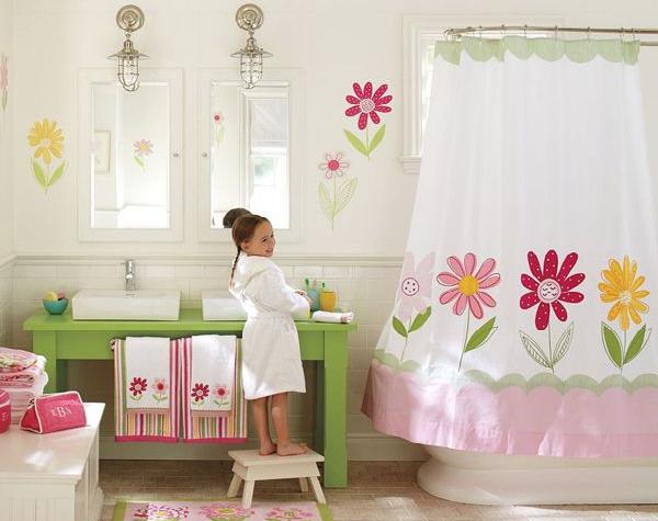 Kids Bathroom A Playground 600x475