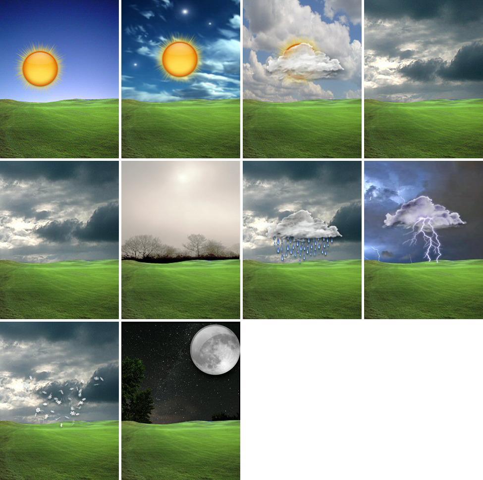 Animated QVGA VGA WQVGA WVGA Wallpapers Make Sure To Remap The