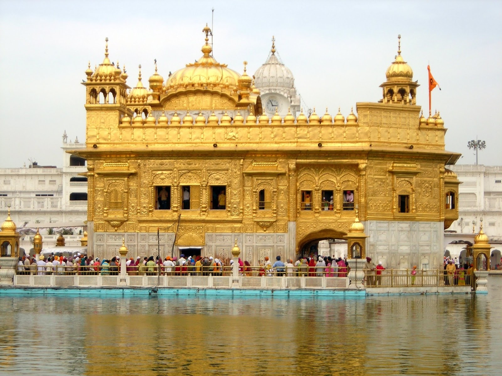 1600x1200px golden temple hd wallpaper - wallpapersafari