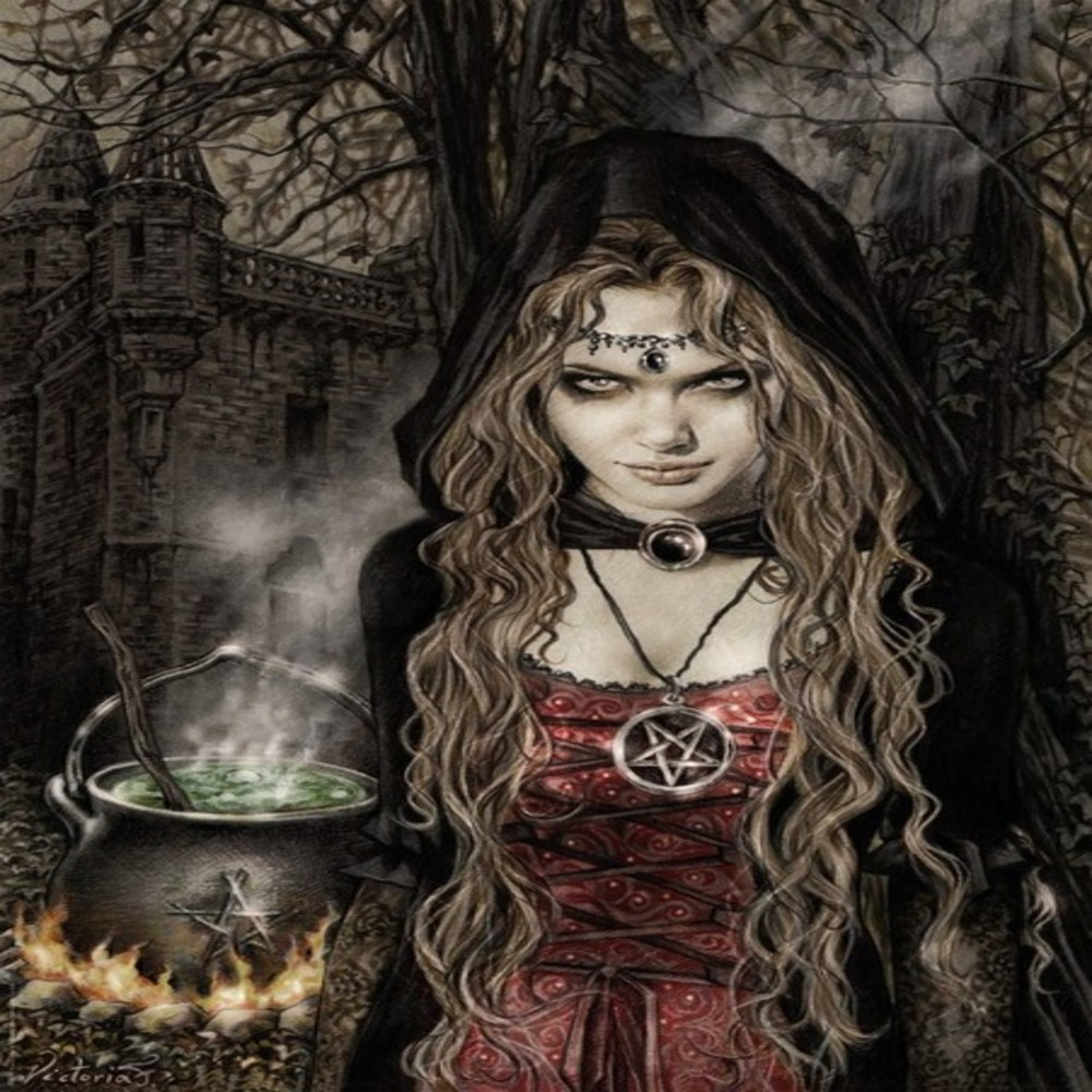 Evil Wallpapers: Wicked Witch Wallpaper