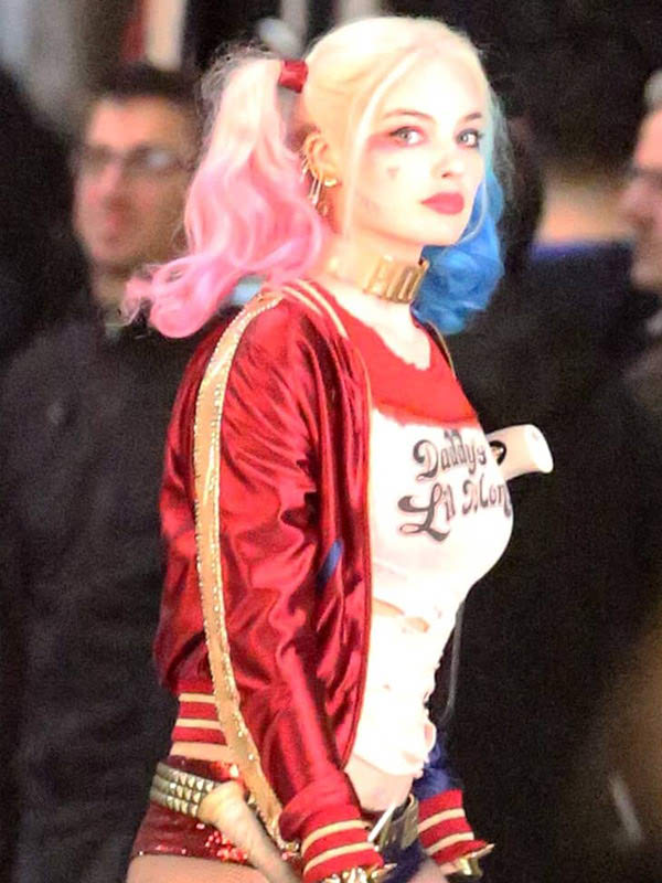 HARLEY QUINN SUICIDE SQUAD JACKET by MaryRines 600x800