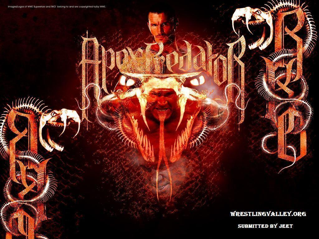 Randy Orton Logo Wallpapers 1024x768