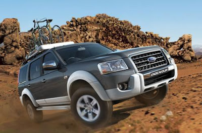 SPORTS CARS ford endeavour 400x265
