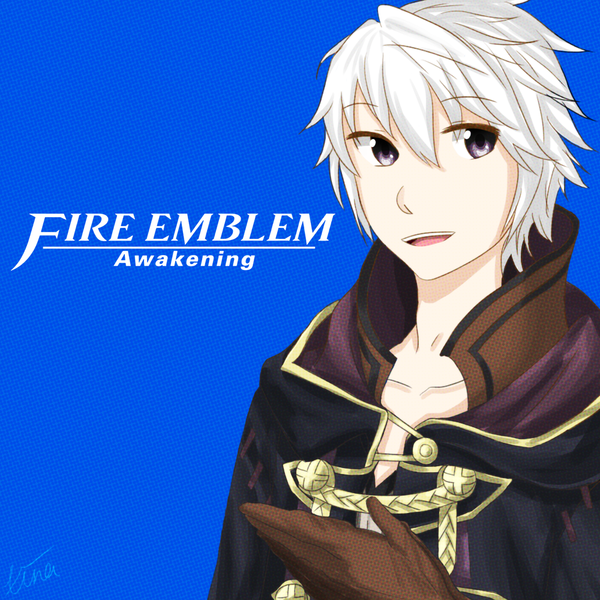 Fire Emblem Awakening   Robin Avatar by HatEatingDragon on 600x600