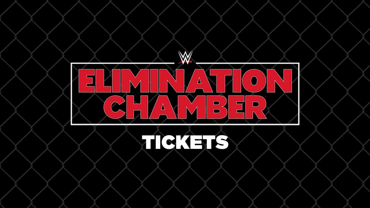 WWE Elimination Chamber 2019 tickets available now WWE 1200x675