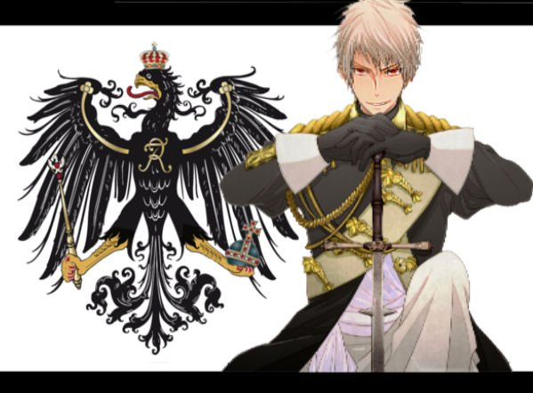 Hetalia The Awesome PRUSSIA by DeathDealer409 599x442