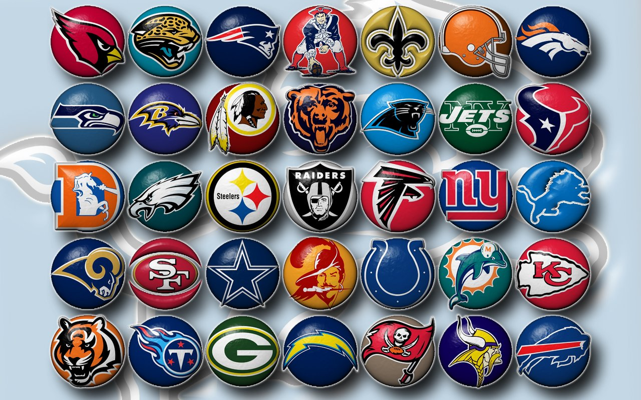All Nfl Teams
