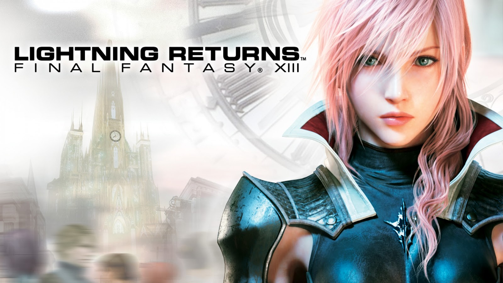 Final Fantasy Lightning Full HD Desktop Wallpapers 1080p 1600x900