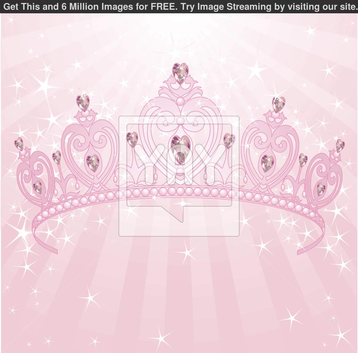 Pink Princess Crowns Wallpaper Princess crown 1210x1194
