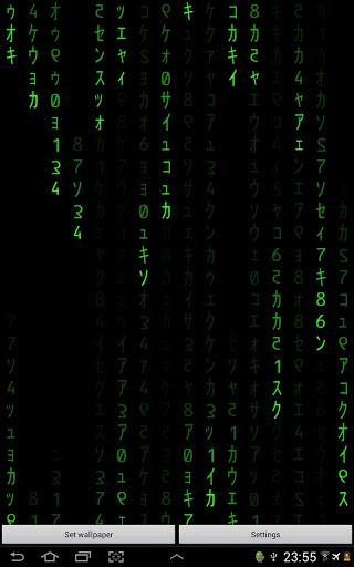 Matrix HD Live Wallpaper for Android   TopAndroidWallpaperscom 320x512