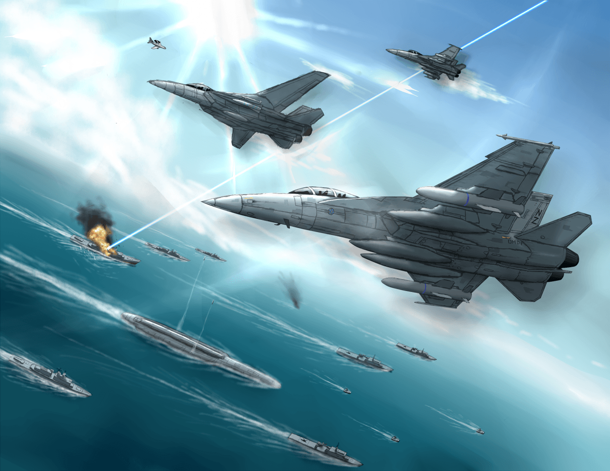 Ace Combat Wallpapers 1250x966