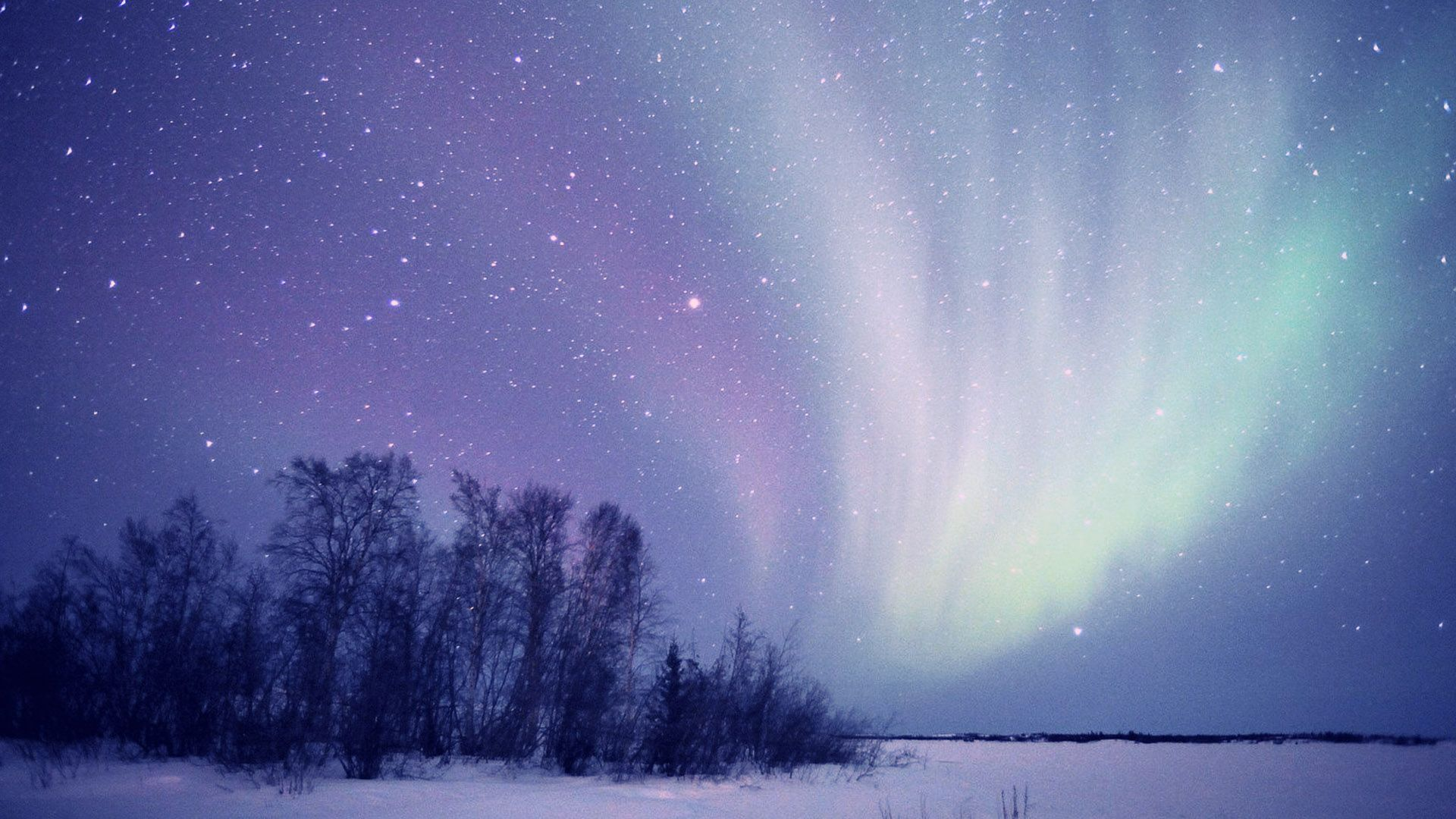 Aurora Borealis HD Wallpaper Android 1920x1080