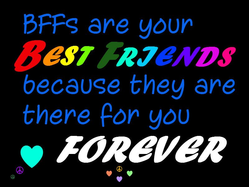 Best Friends Forever Backgrounds Best friends forever 800x600