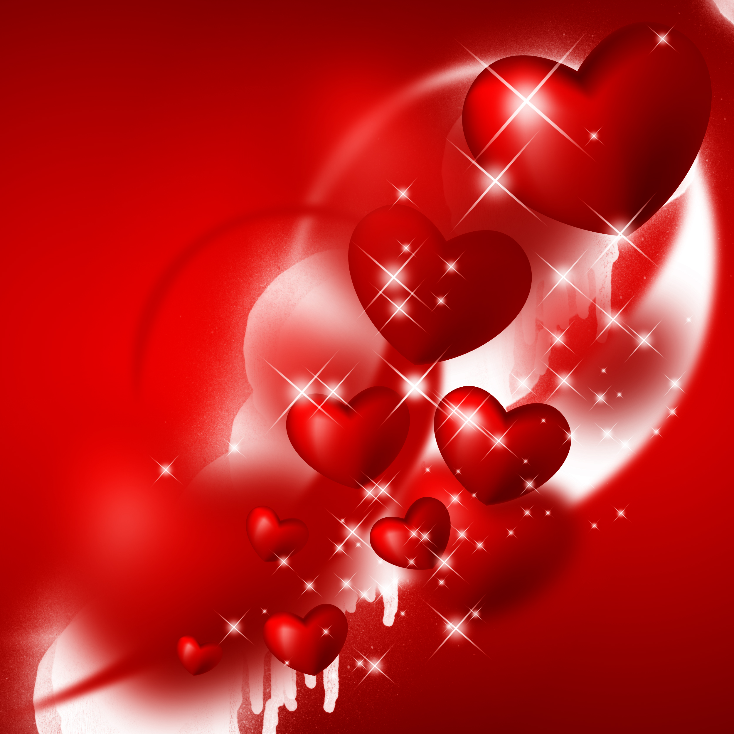 Valentine backgrounds and wallpaper wallpapersafari - Cute valentines backgrounds ...