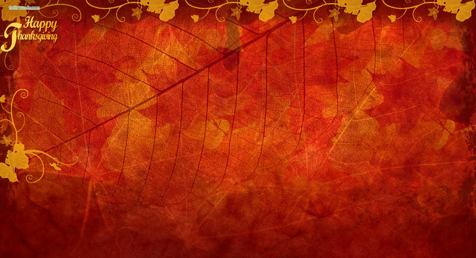 Powerpoint Thanksgiving Background   PowerPoint Backgrounds for 1600x867