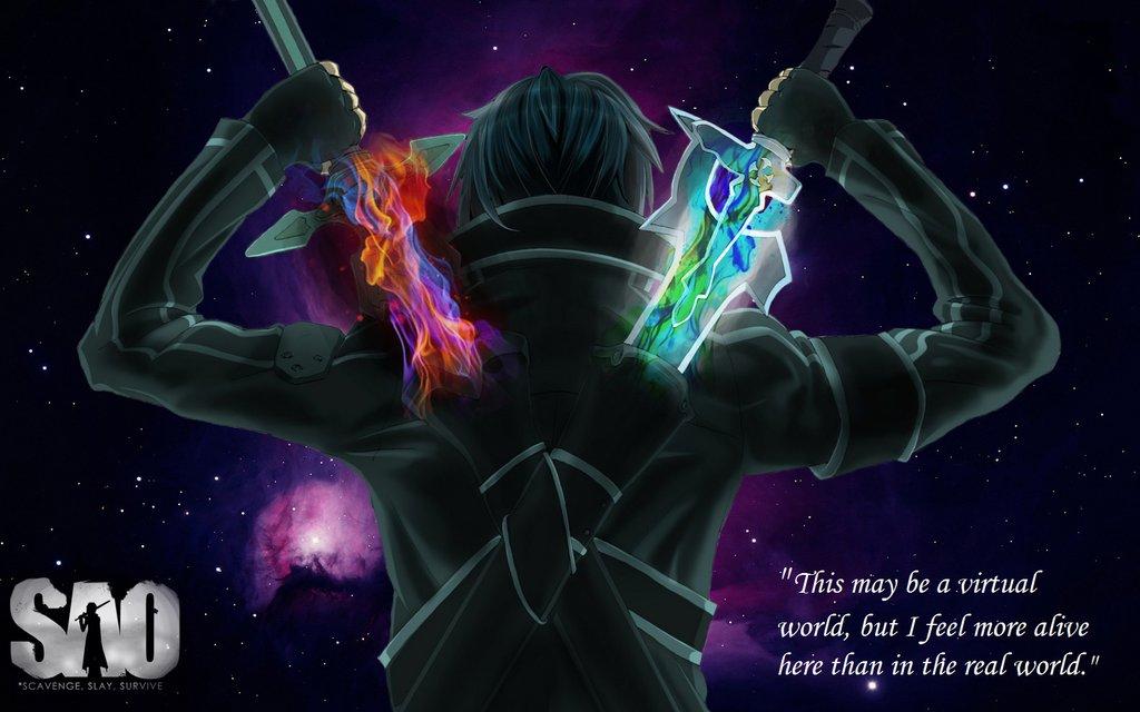 Sword Art Online Wallpaper V1 by DanteHD 1024x640