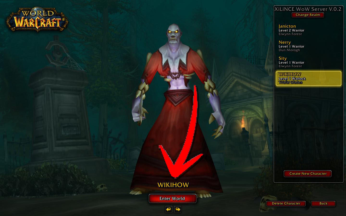 wikihowcomPick a Race and Class for the Horde in World of Warcraft 1440x900