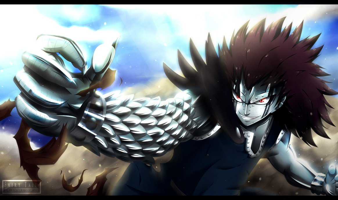 Rob Lucci (onepiece) vs Gajeeel Redfox (fairytail ...