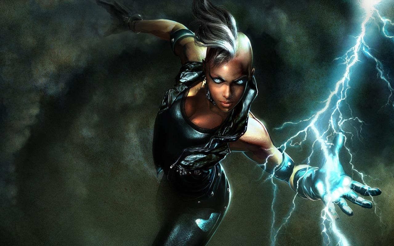 Storm   X Men Wallpaper 4355304 1280x800