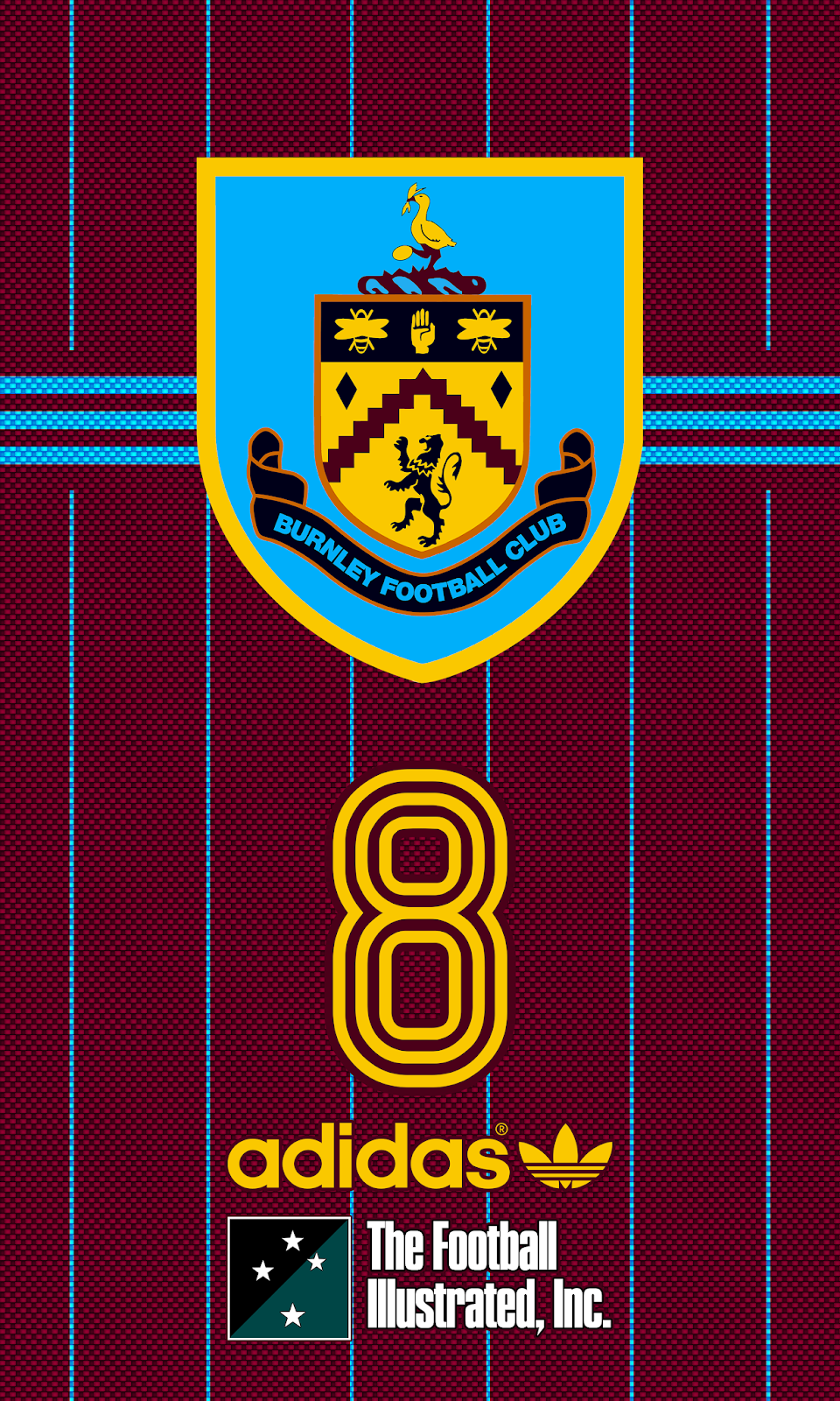 Wallpaper Burnley FC Burnley FC Burnley fc Burnley Football 960x1600