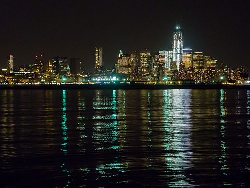 Freedom Tower At Night Wallpaper 7125664487 aef8bc2c85 jpg 500x375