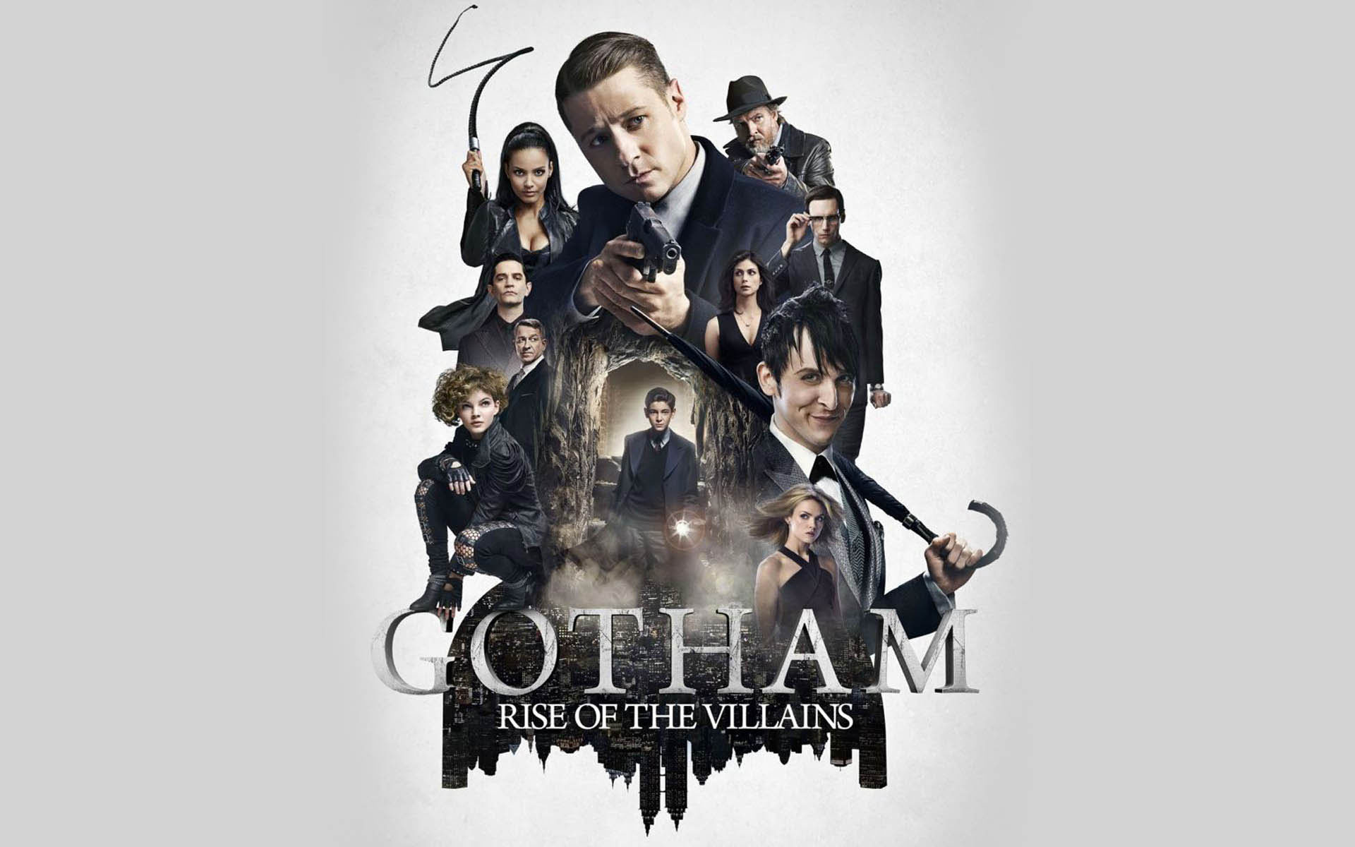 Gotham Wallpapers and Background Images   stmednet 1920x1200