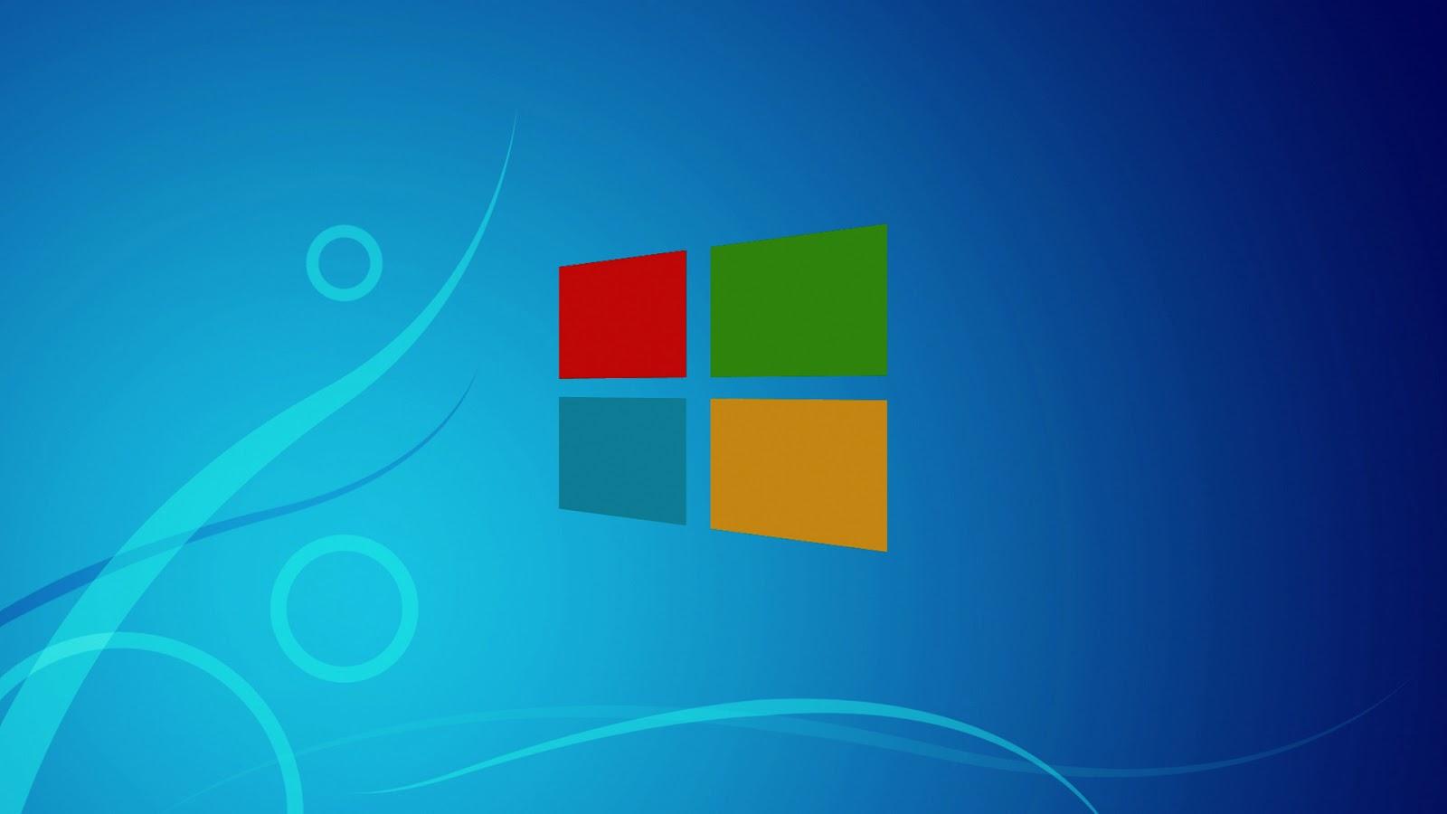 Windows 10 Logo HD desktop wallpaper : Widescreen