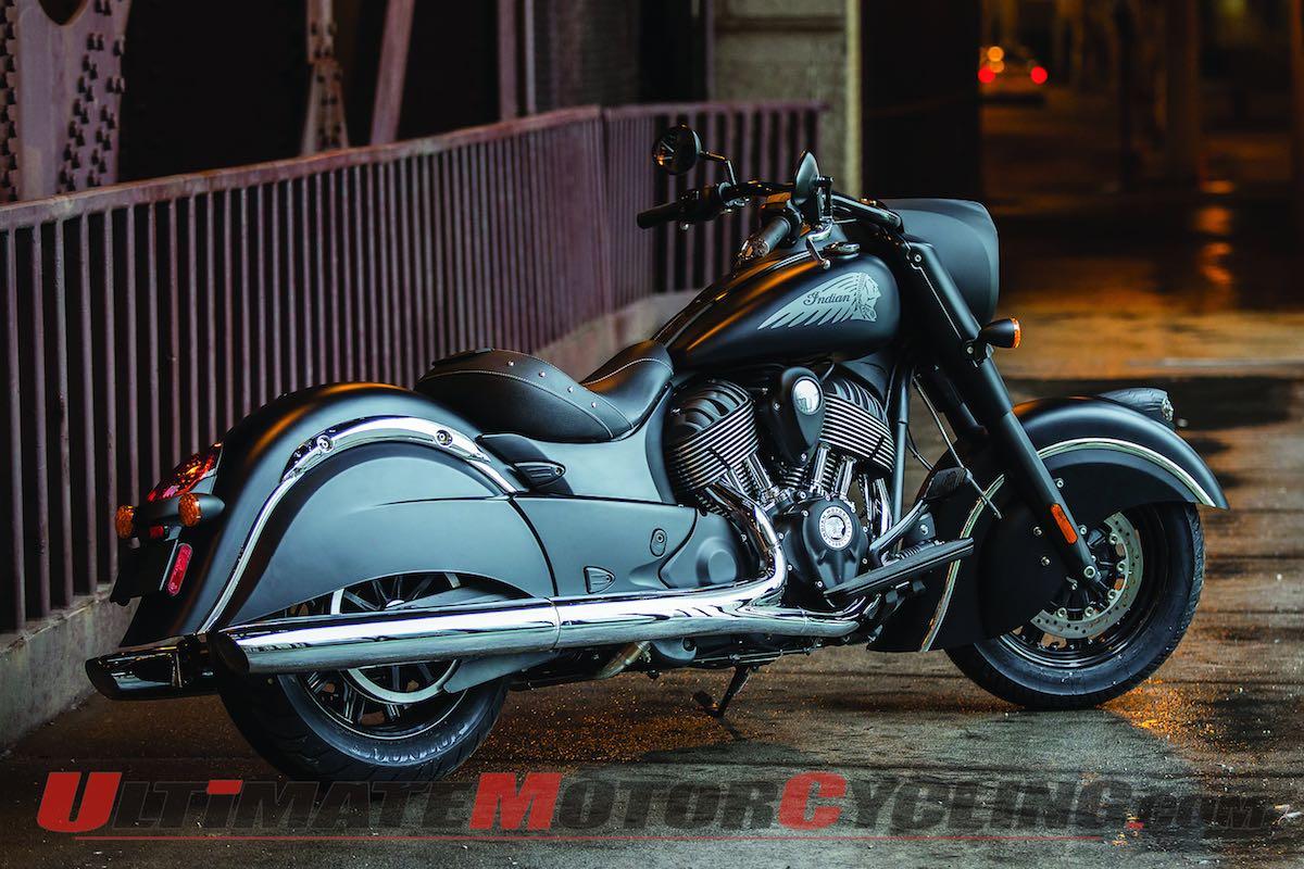 2016 Indian Chief Dark Horse Unveiled Blackened Boldness 1200x800