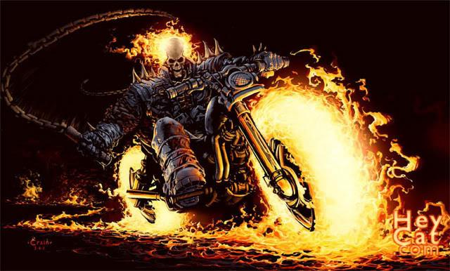 Ghost Rider Wallpaper Screensavers