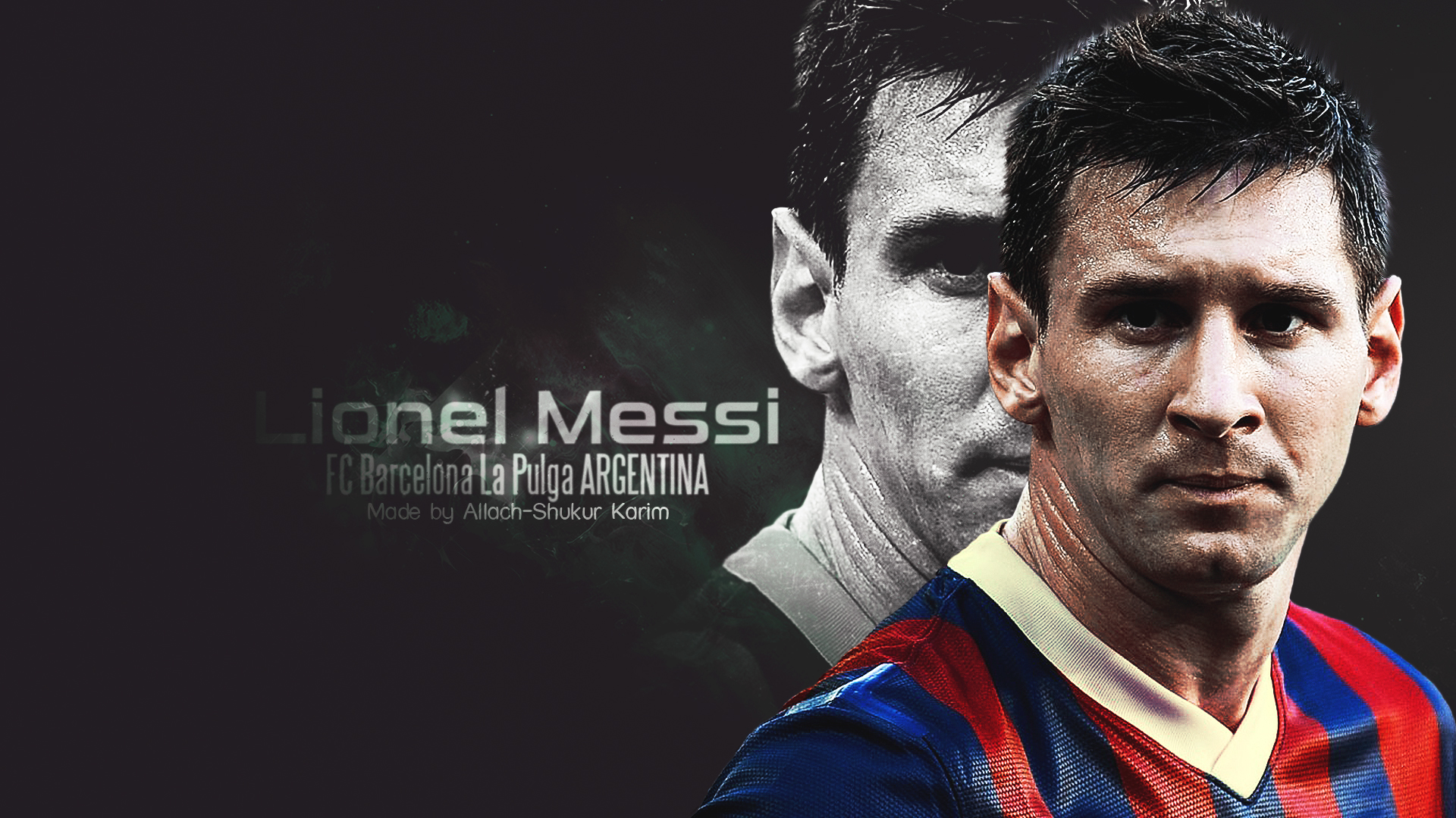 Lionel Messi Wallpapers HD download 1920x1080