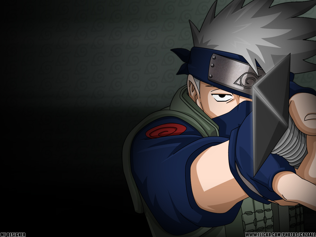 Hatake Kakashi On Wallpaper PicsWallpaper 1280x960
