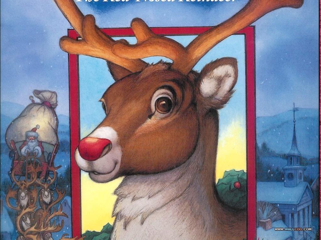 66 Rudolph Wallpaper on WallpaperSafari