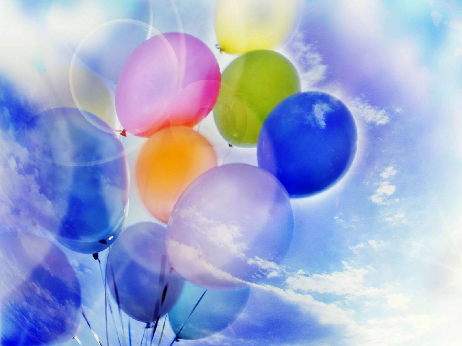 Balloons Wallpapers Desktop Wallpapers Online 1600x1200