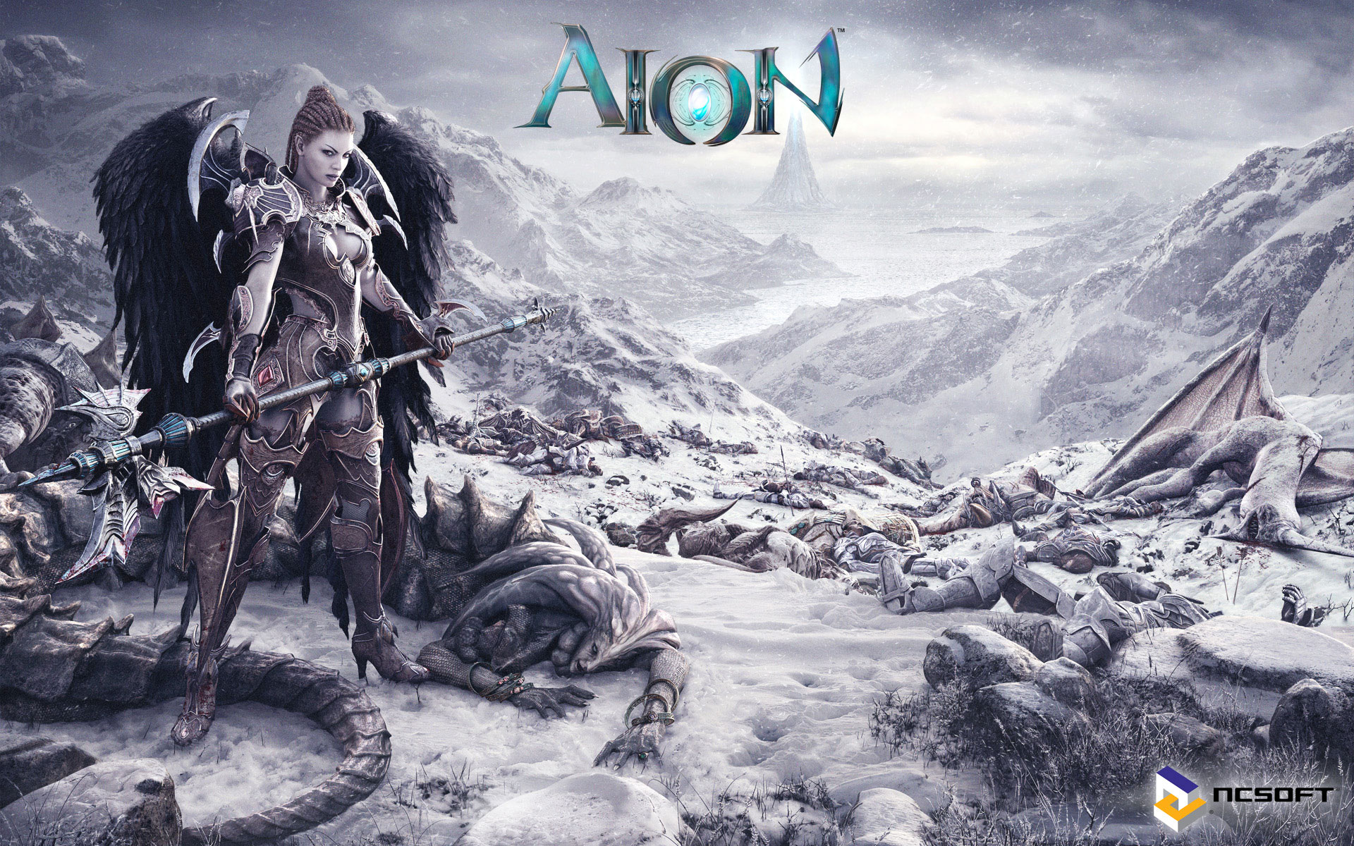 Wallpapers Games HD Wallpapers aion online game widejpg 1920 x 1920x1200