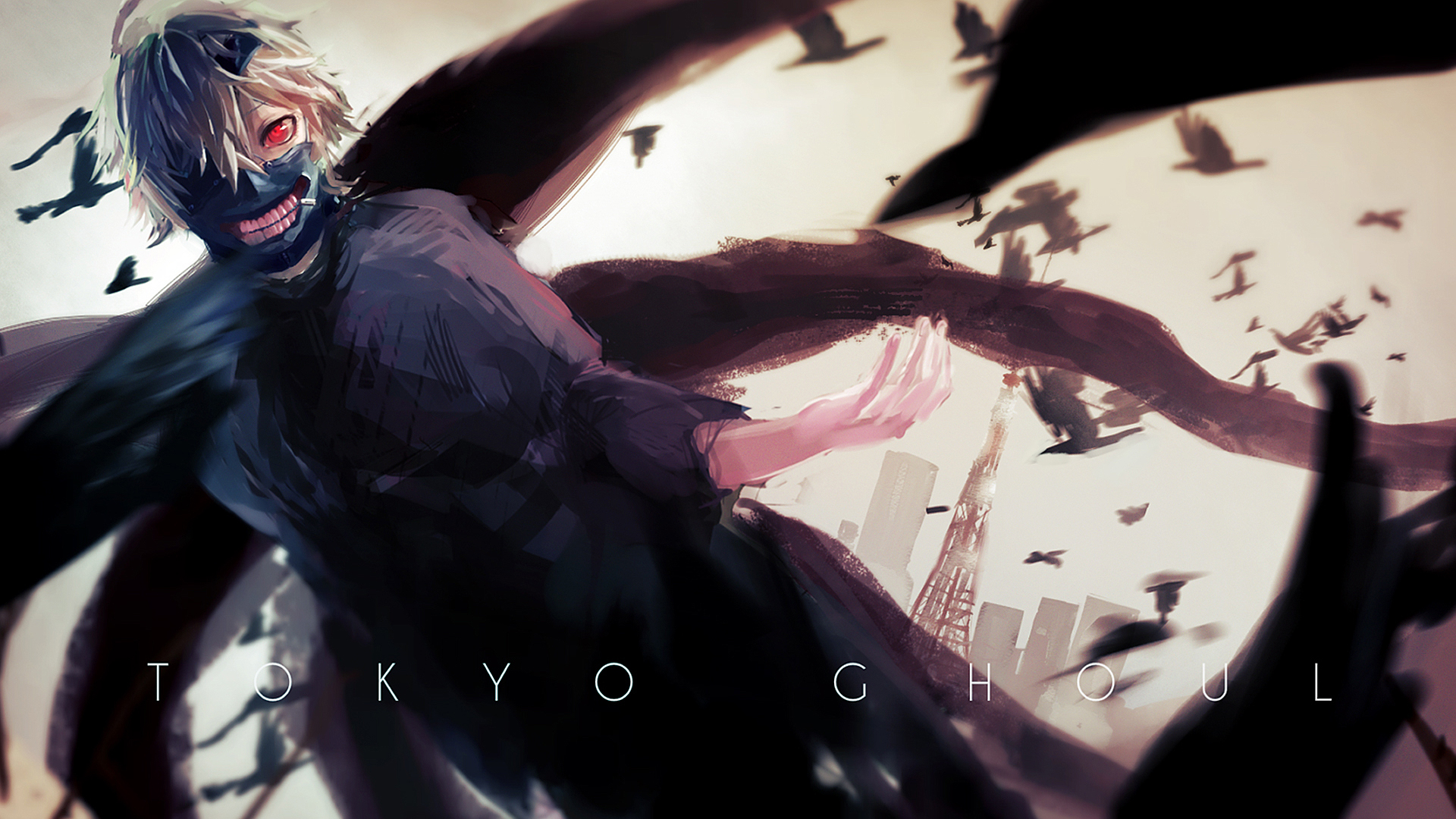50 Tokyo Ghoul Wallpaper 1920x1080 On Wallpapersafari