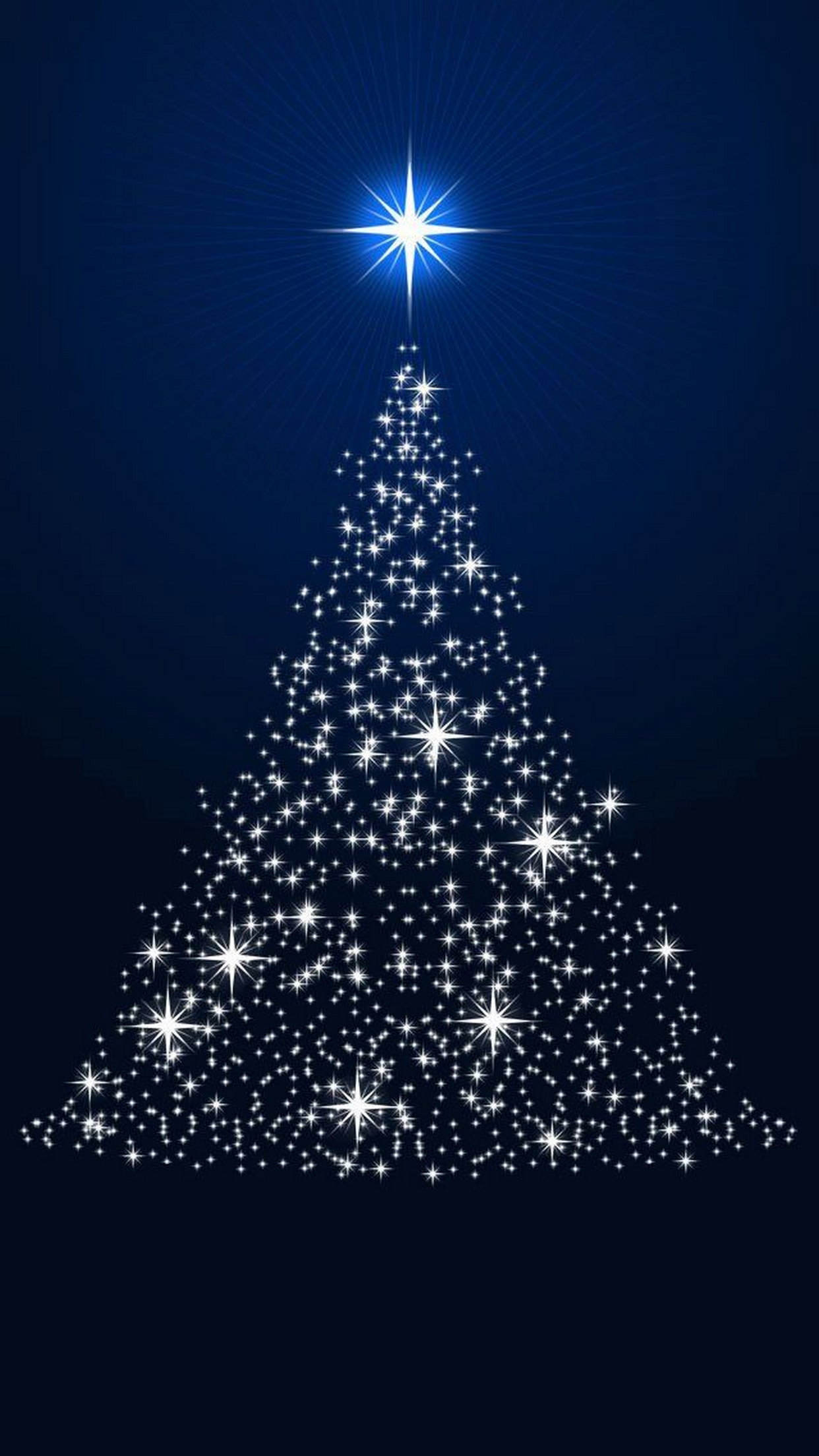 30 Christmas Wallpapers for iPhones 1242x2208