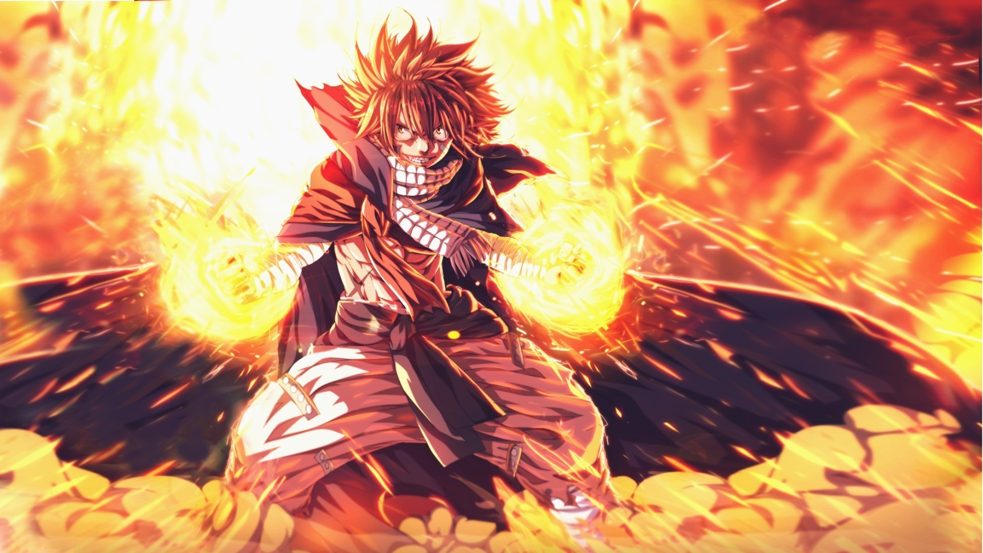 Fairy Tail Dragneel Natsu Wallpapers HD Desktop and 1920x1080