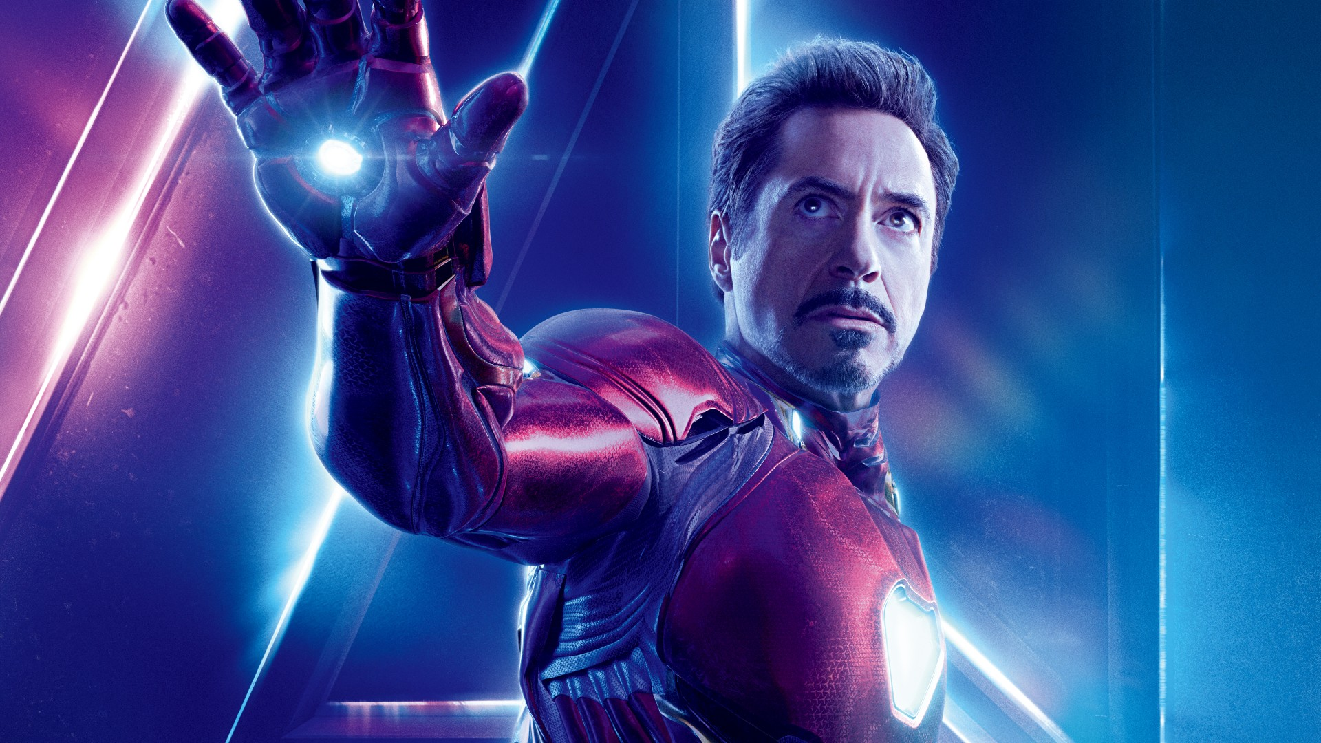 Iron Man in Avengers Infinity War HD Wallpaper   Wallpaper Stream 1920x1080