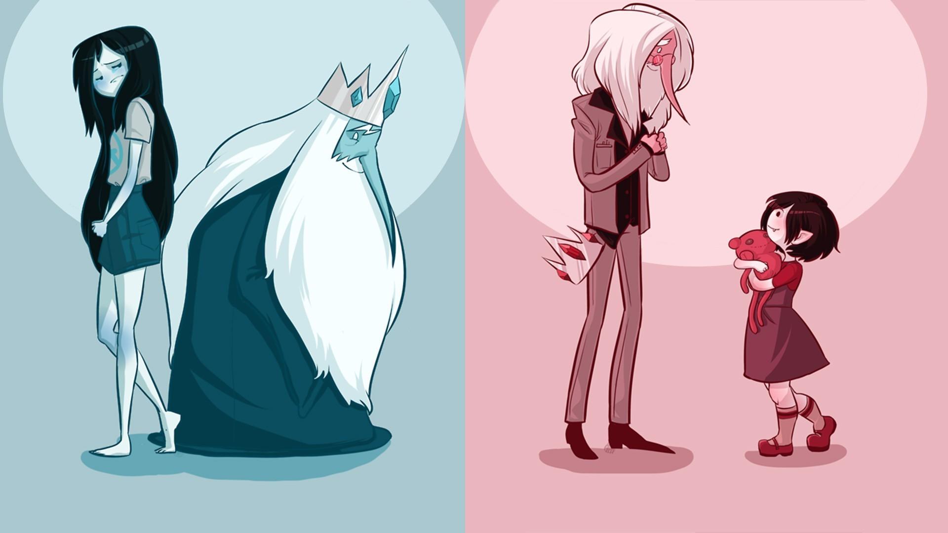 Cute Adventure Time Wallpapers - WallpaperSafari