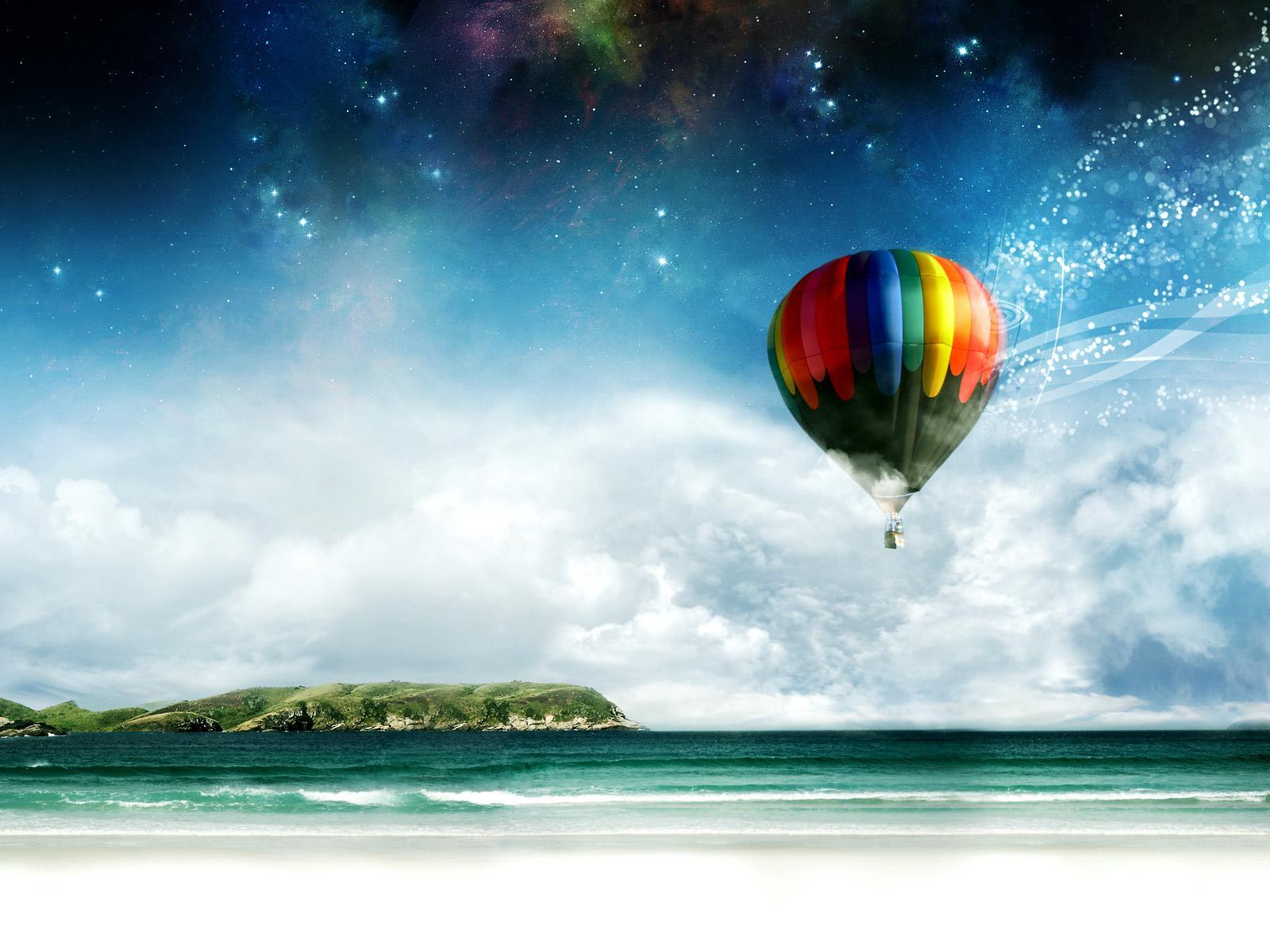 hot air balloon matching paints desktop wallpaper download hot air 1600x1200