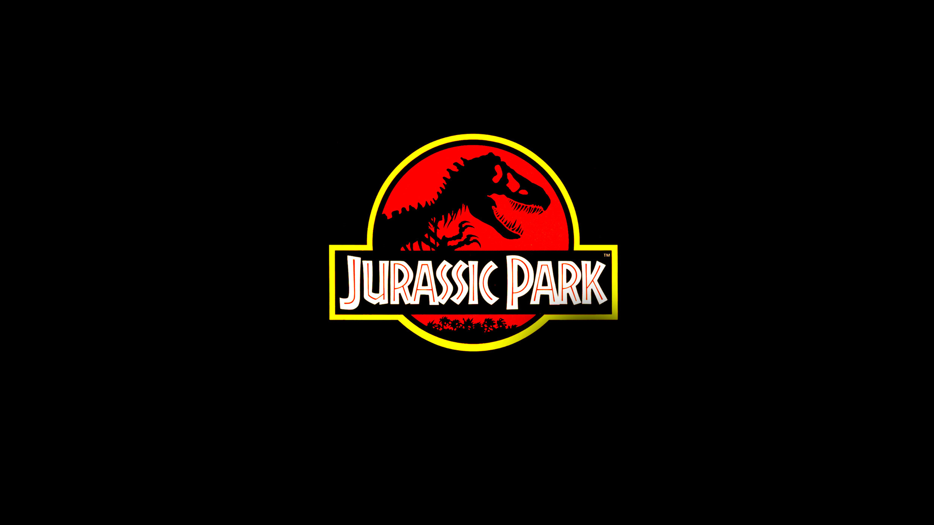 Jurassic Park Logo Wallpaper - WallpaperSafari