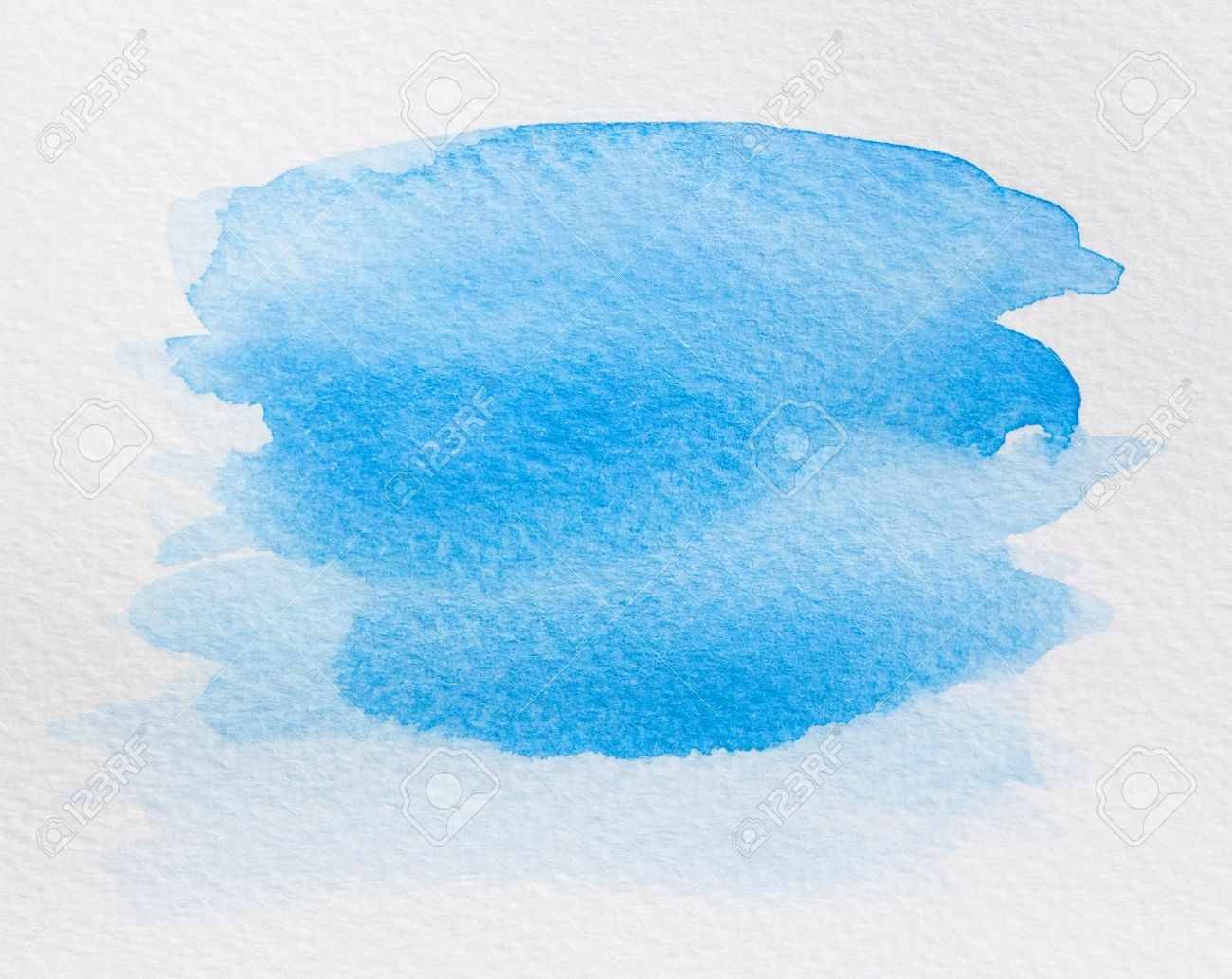 Blue Wet Watercolor Wash Watercolor Background Ombre Watercolor 1300x1034