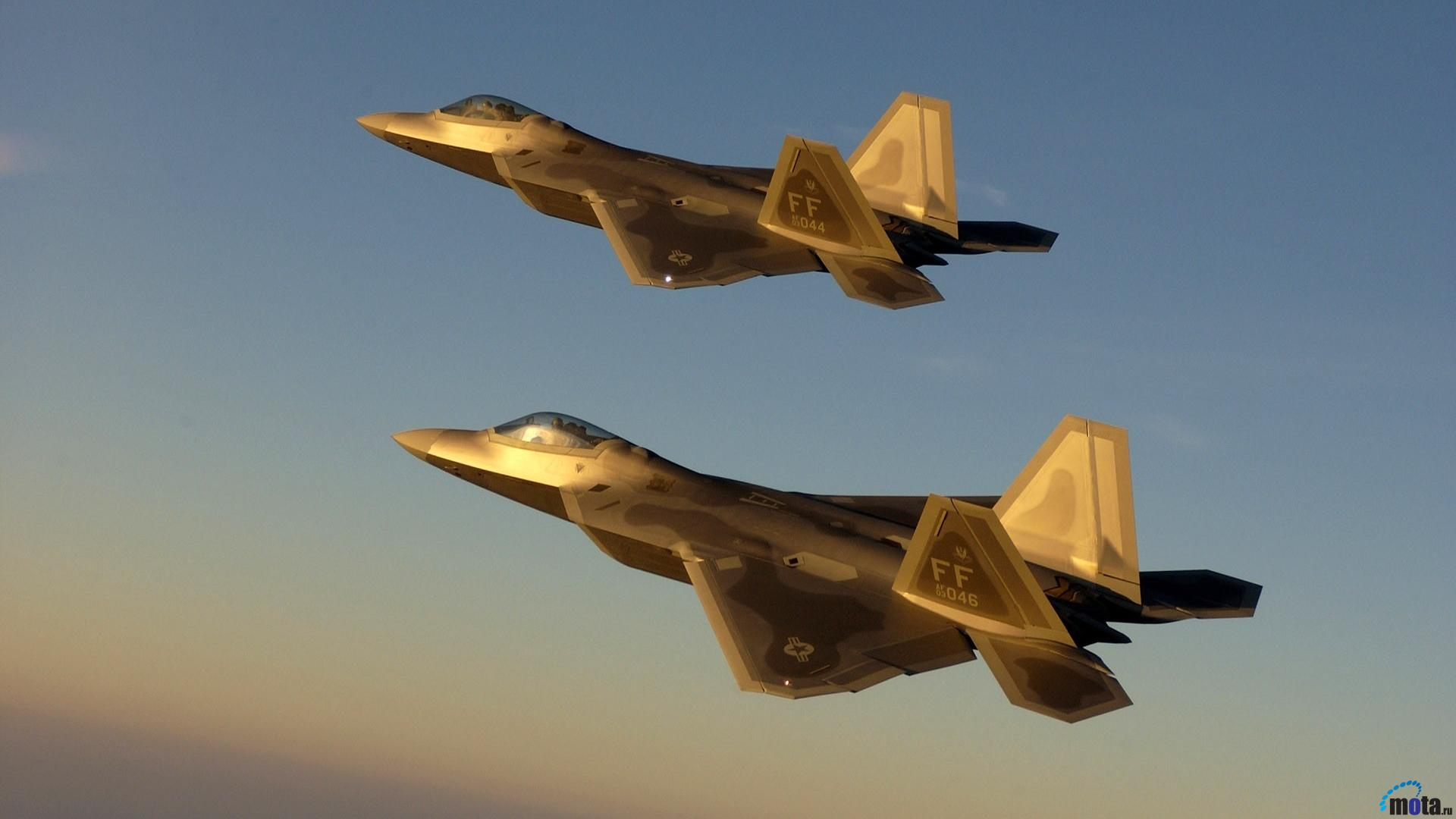 Download Wallpaper Boeing F 22 Raptor 1920 x 1080 HDTV 1080p 1920x1080