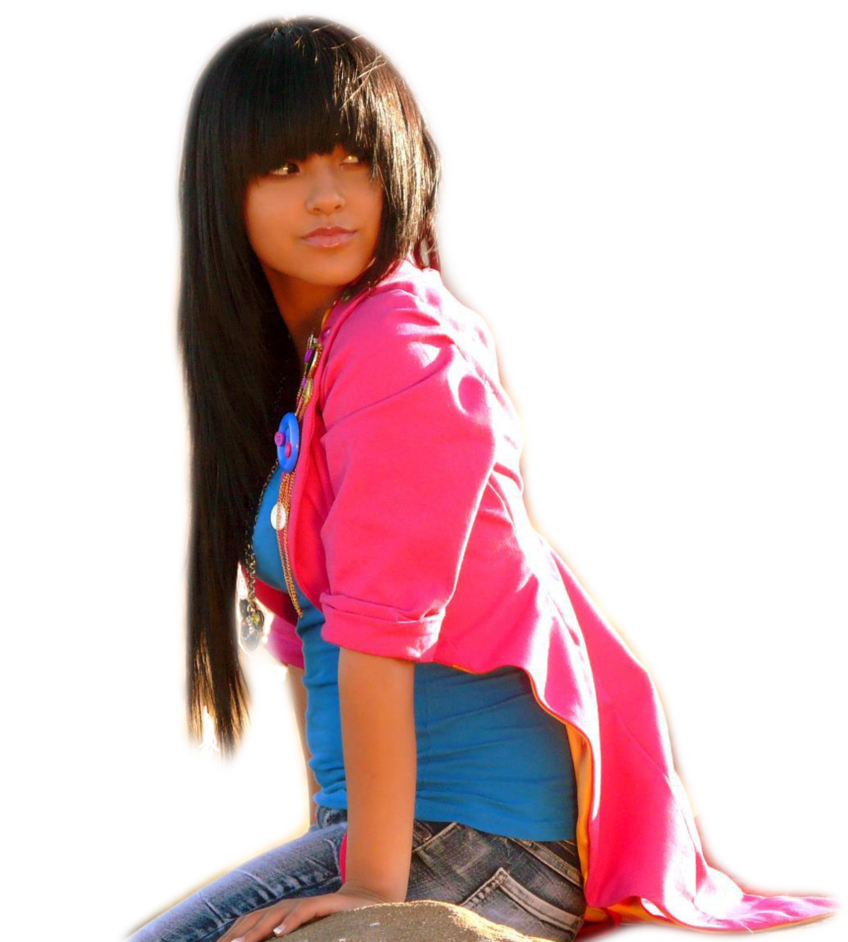 Becky G png 04 by MJBeadles 848x942